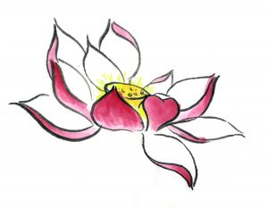 lotus-flower-painting